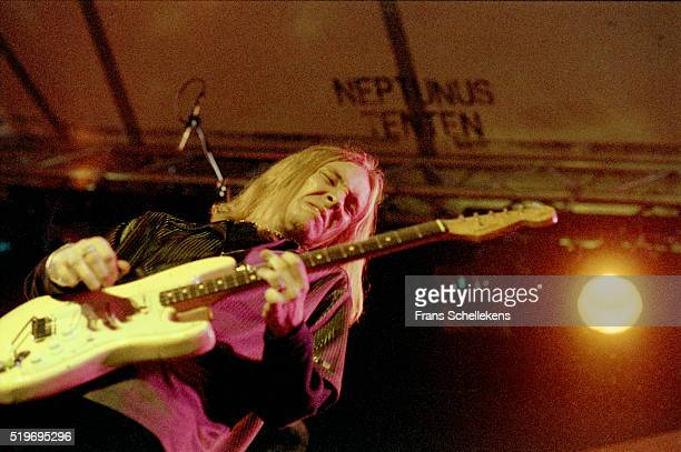 Kenny Wayne Shepherd, guitar, performs on July 11th 1998 at the North Sea Jazz Festival, The Hague, Netherlands.