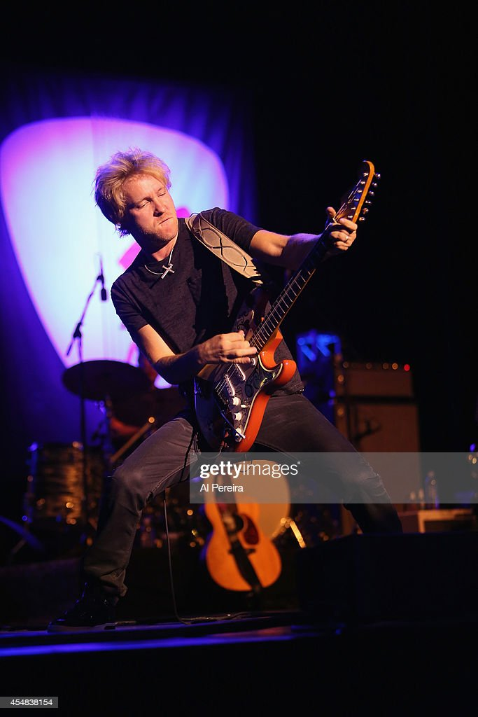 Kenny Wayne Shepherd performs at Mayo Performing Arts Center on September 6, 2014 in Morristown, New Jersey.