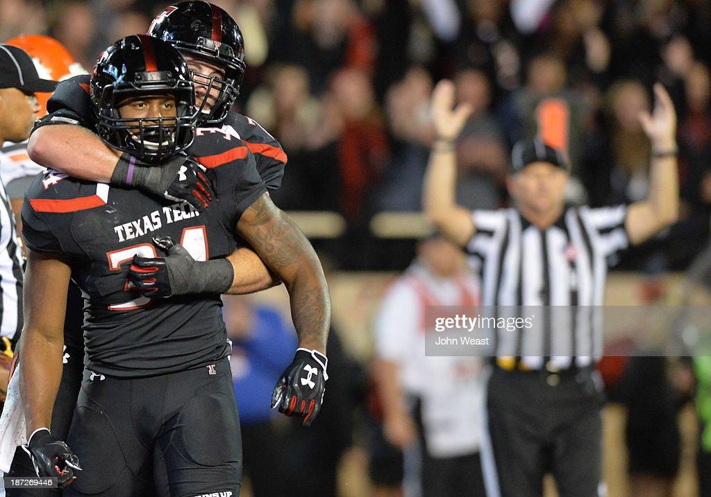 Oklahoma State v Texas Tech : News Photo