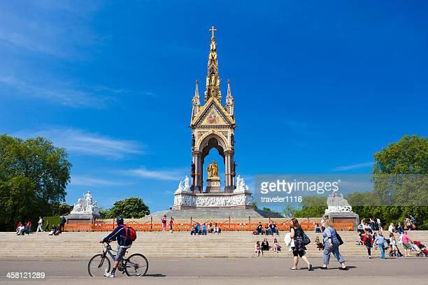 Kensington Gardens In London, England