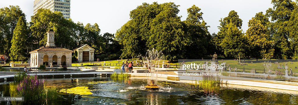 Kensington Gardens : Stock Photo