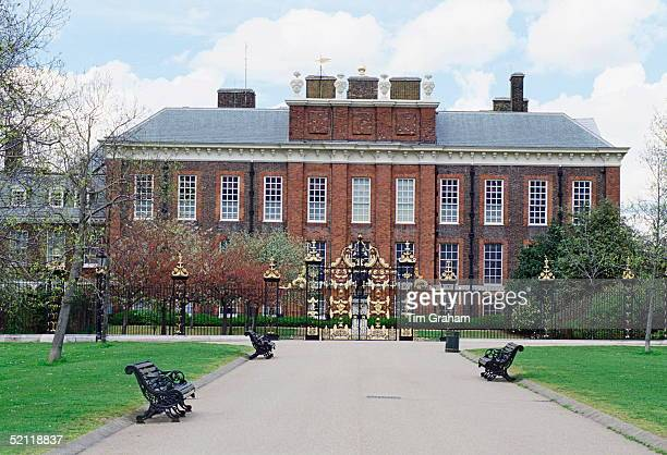 Kensington Palace In London.