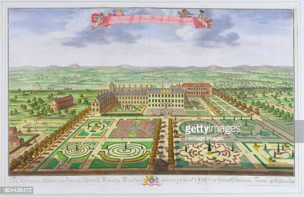 Kensington Palace London 1730 Originally built in the 17th century as the residence of the Earl of Nottingham Kensington Palace was acquired by King...