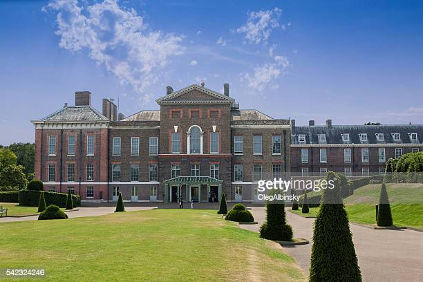 kensington palace, london, england. - kensington palace stock pictures, royalty-free photos & images