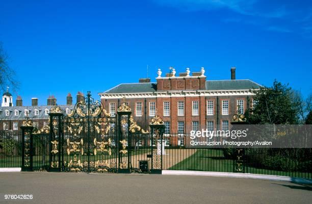 Kensington Palace, London, UK.