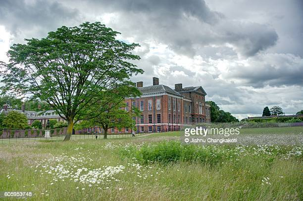 Kensington Palace view