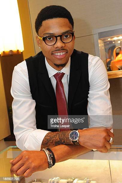 Kent Bazemore attends the David Yurman Launch of The Meteorite Collection at Westfield Valley Fair on October 25 2013 in Santa Clara California