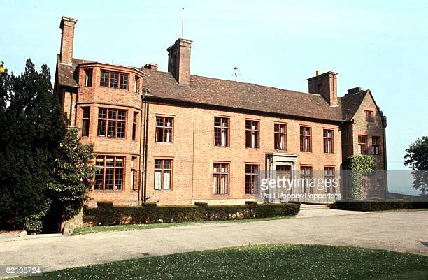 Kent England Circa 1970's The Chartwell home of former British Prime Minister Winston Churchill