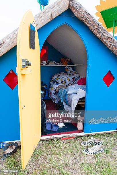 22 Camping Pod Pictures, Photos & Images - Getty Images