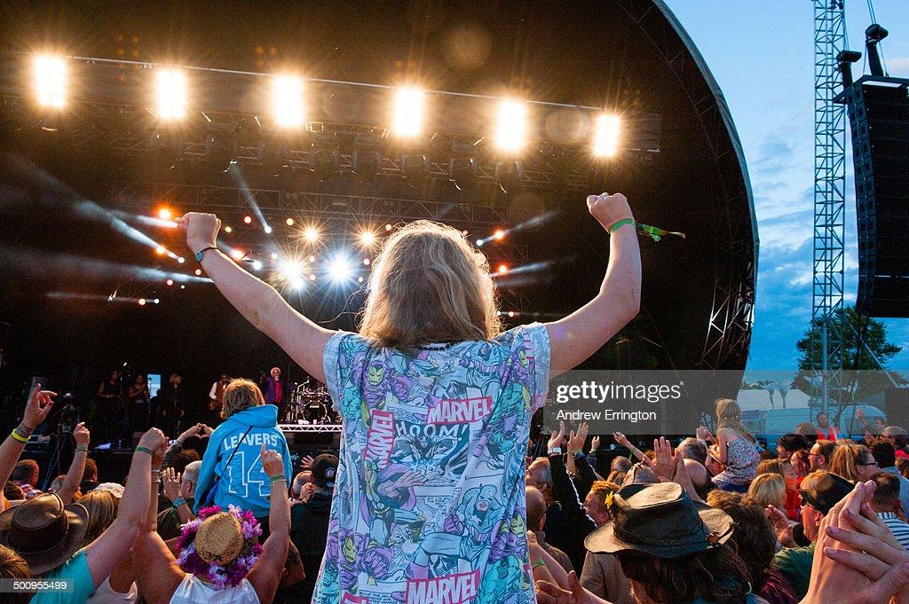 Music Festivals 2014 : News Photo