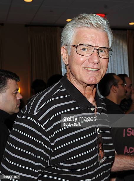 Kent McCord attends the Chiller Theatre Expo at Sheraton Parsippany Hotel on October 26 2013 in Parsippany New Jersey