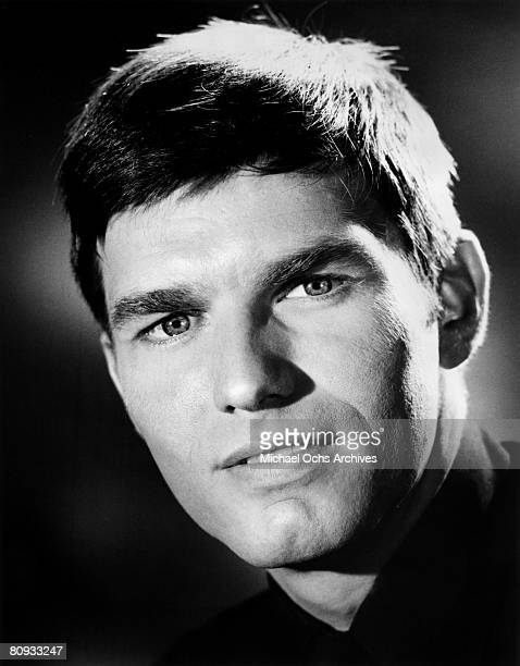 Kent McCord costar of the hit 1970's TV show Adam 12 in a promotional shot from the third season opener in 1970 in Los Angeles California
