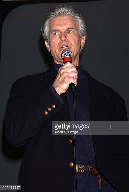 Kent McCord during Creation Entertainment's Official Farscape Convention Day Two at Burbank Airport Hilton Hotel in Burbank California United States