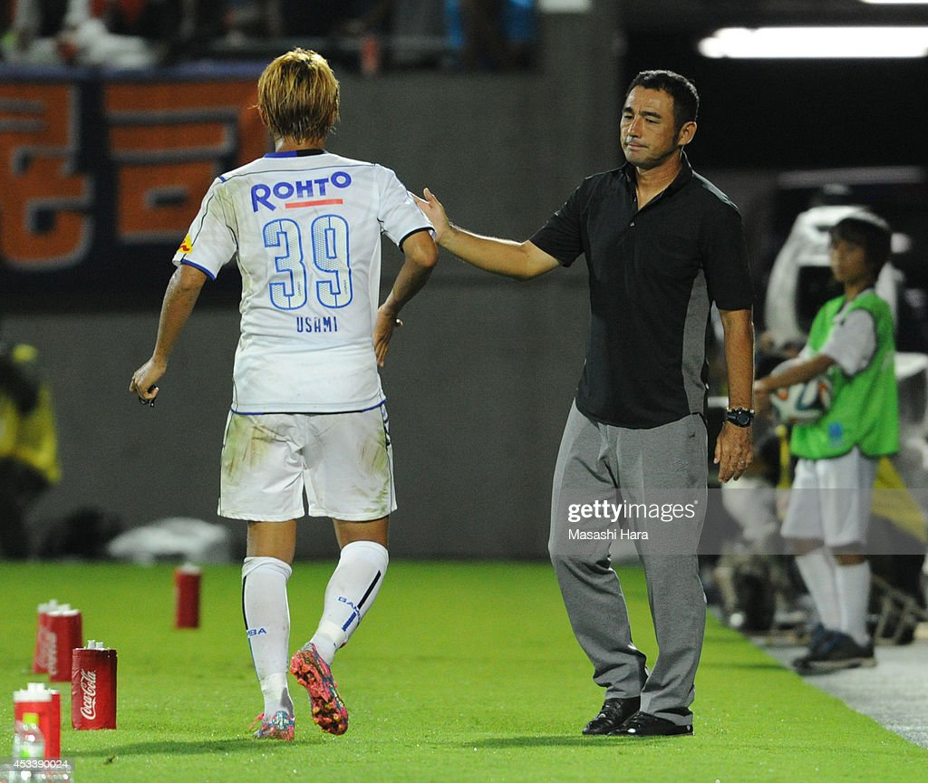 Omiya Ardija v Gamba Osaka - J.League 2014 : News Photo