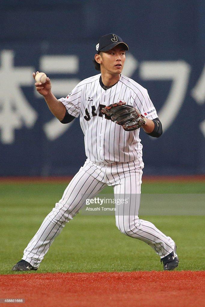 Samurai Japan v MLB All Stars - Game 1 : News Photo