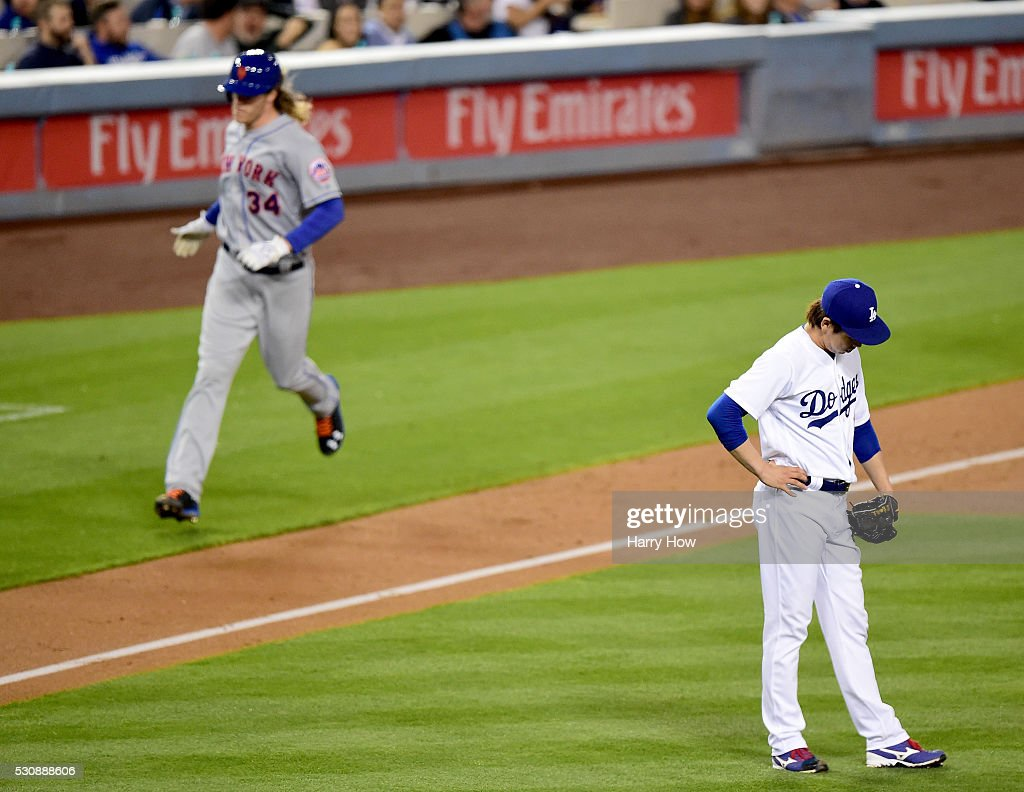 New York Mets v Los Angeles Dodgers