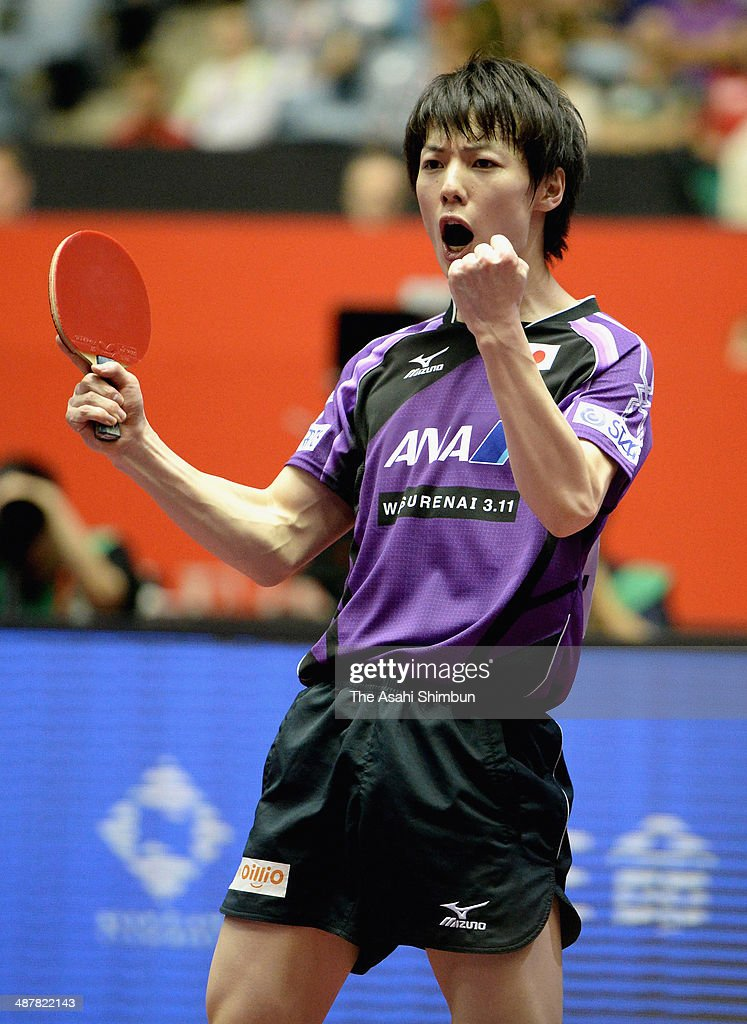 2014 World Team Table Tennis Championships - Day 5