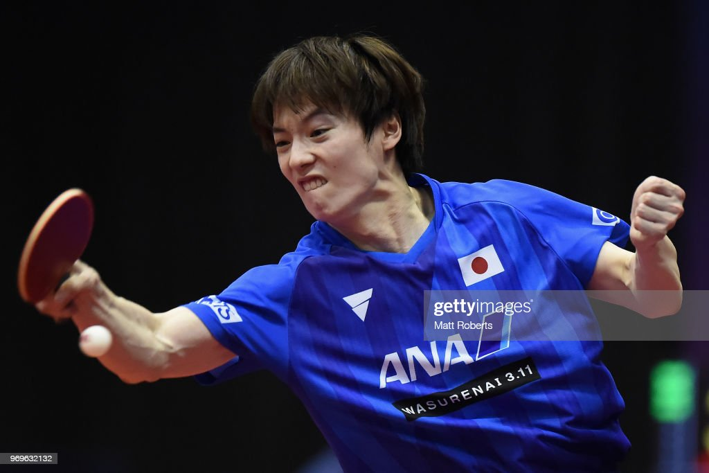 LION Japan Open - Day 1