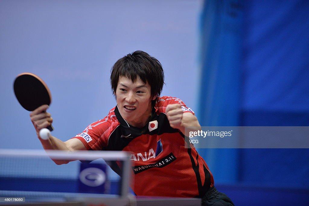 2014 ITTF World Tour China Open - Day 3