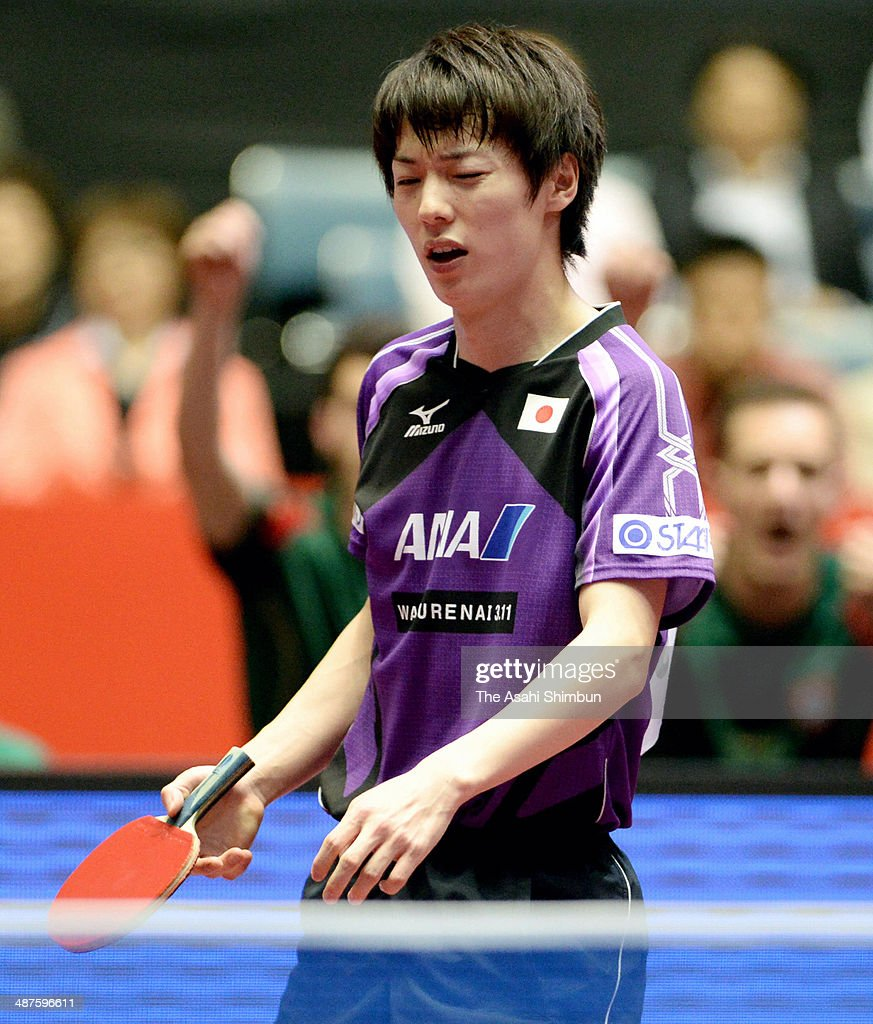 2014 World Team Table Tennis Championships - Day 3