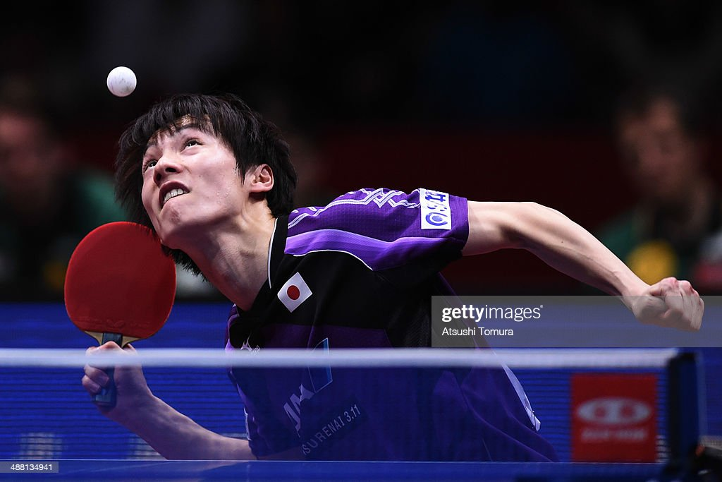 2014 World Team Table Tennis Championships - DAY 7