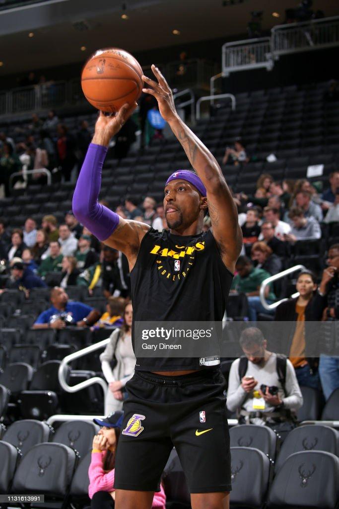 WI: Los Angeles Lakers v Milwaukee Bucks