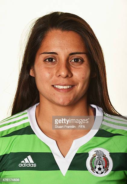 Kenti Robles of Mexico poses for a portrait on June 6 2015 in Moncton Canada