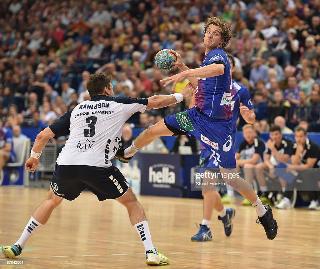 HSV Hamburg v SG Flensburg Handewitt - DKB HBL