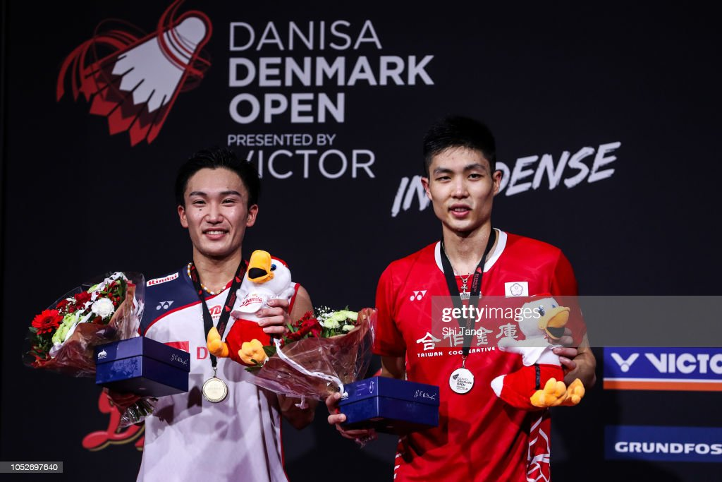 Denmark Open 2018 - Day 5 : News Photo