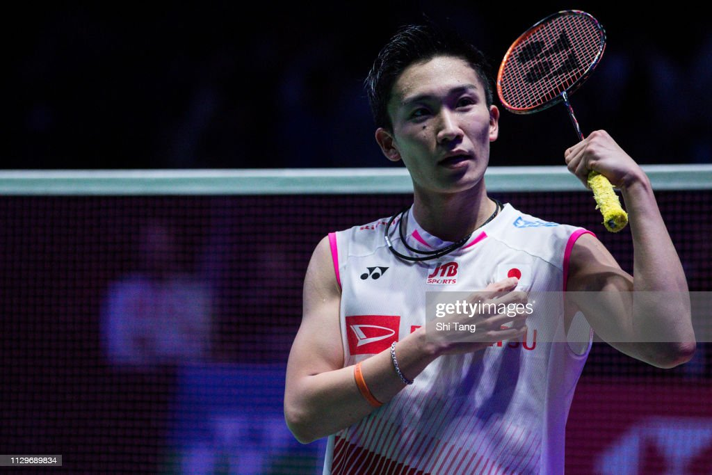 YONEX 2019 All England Open - Finals : News Photo