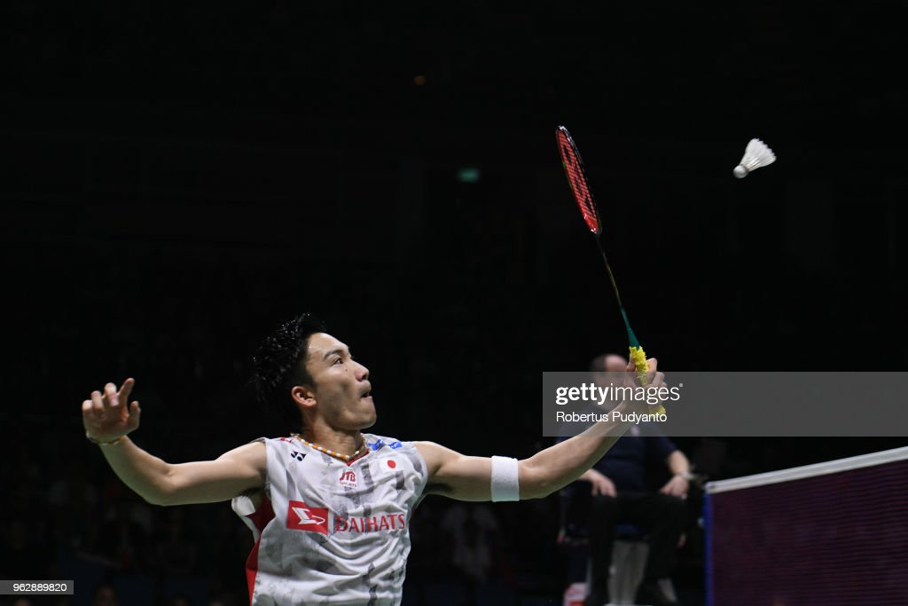Thomas & Uber Cup - Day 8