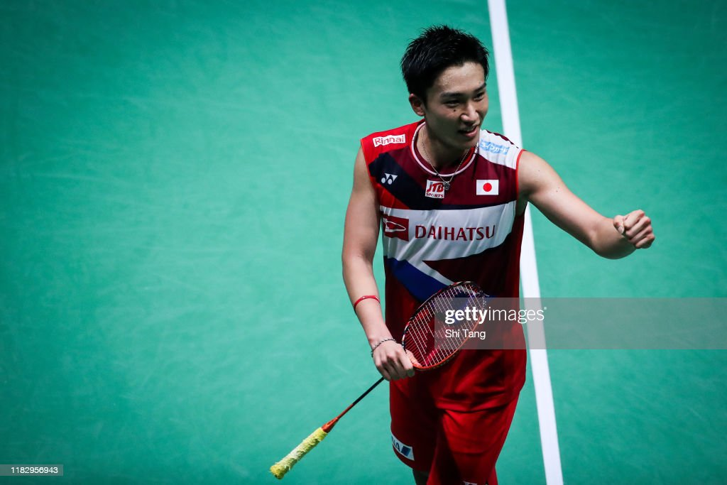 YONEX French Open 2019 - Day 2 : News Photo