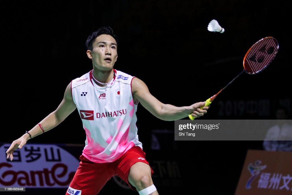 Fuzhou China Open 2019 - HSBC BWF World Tour Super 750 - Day 5 : News Photo