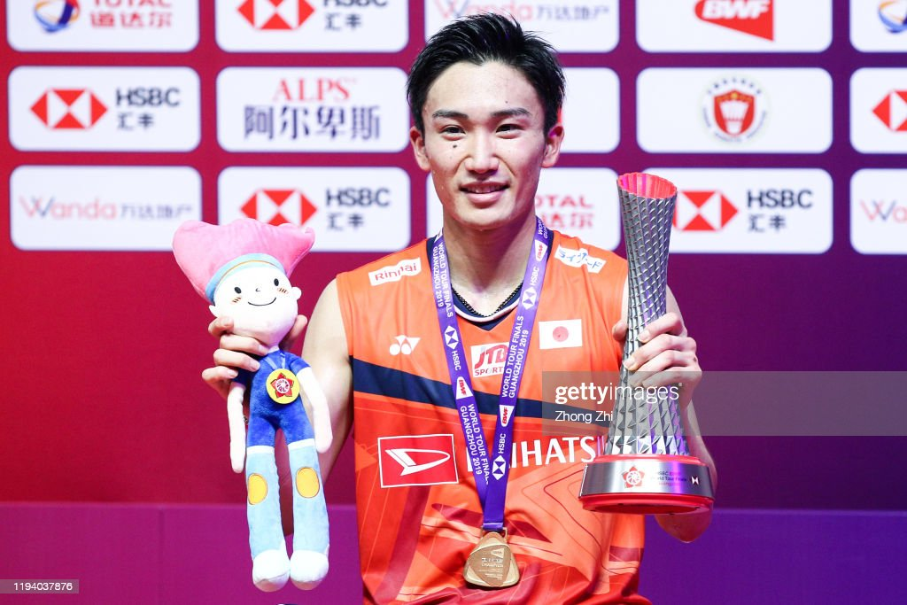2019 HSBC BWF World Tour Finals - Day 5 : News Photo