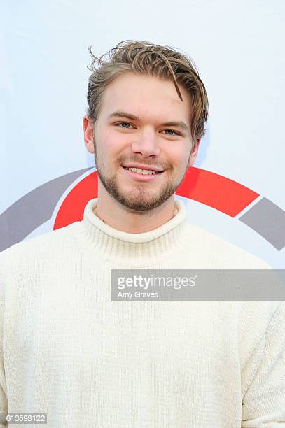 Kenton Duty attends the Gray Studios Oscars 2016 Film Screenings Night 1 on October 8 2016 in Los Angeles California