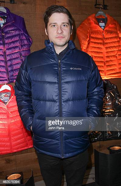 Kentucker Audley attends Columbia At The Village At The Lift during Sundance 2015 on January 23, 2015 in Park City, Utah.