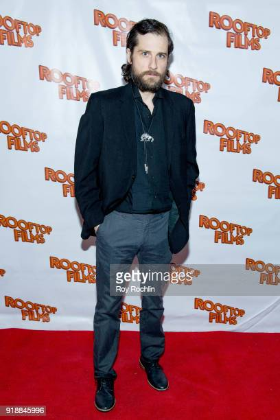Kentucker Audley attends the 2nd Annual Rooftop Gala at St Bart's Church on February 15 2018 in New York City