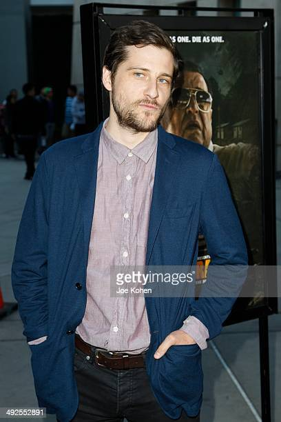 """Kentucker Audley attends """"The Sacrament"""" - Los Angeles Premiere at ArcLight Cinemas on May 20, 2014 in Hollywood, California."""
