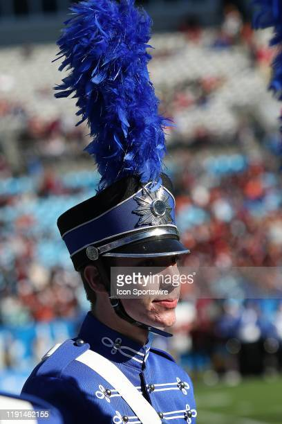 Kentucky band member during the Belk Bowl college football game between the Virginia Tech Hokies and the Kentucky Wildcats on December 31 at Bank of...