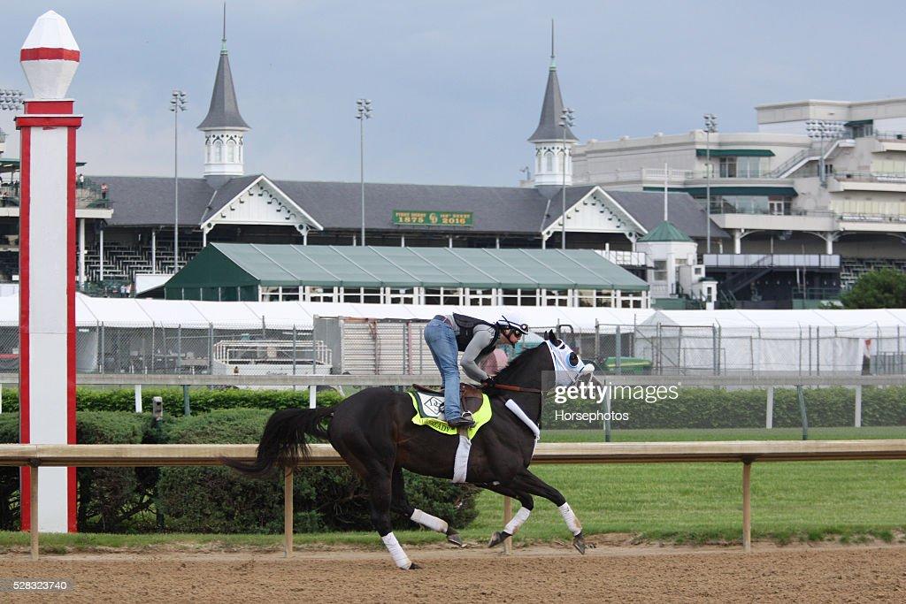 Kentucky Derby Previews : News Photo