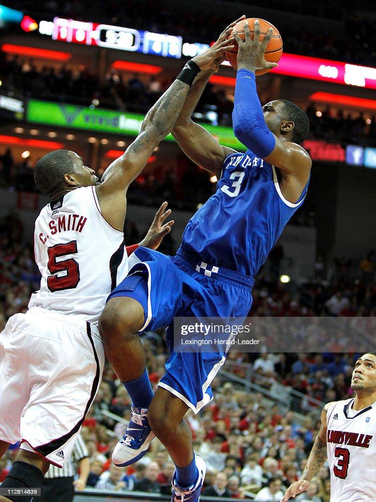 Kentucky v Louisville : News Photo