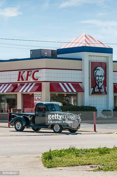 Kentucky Fried Chicken restaurant in Kentucky