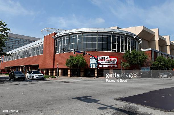 Kentucky International Convention Center on May 30 2014 in Louisville Kentucky