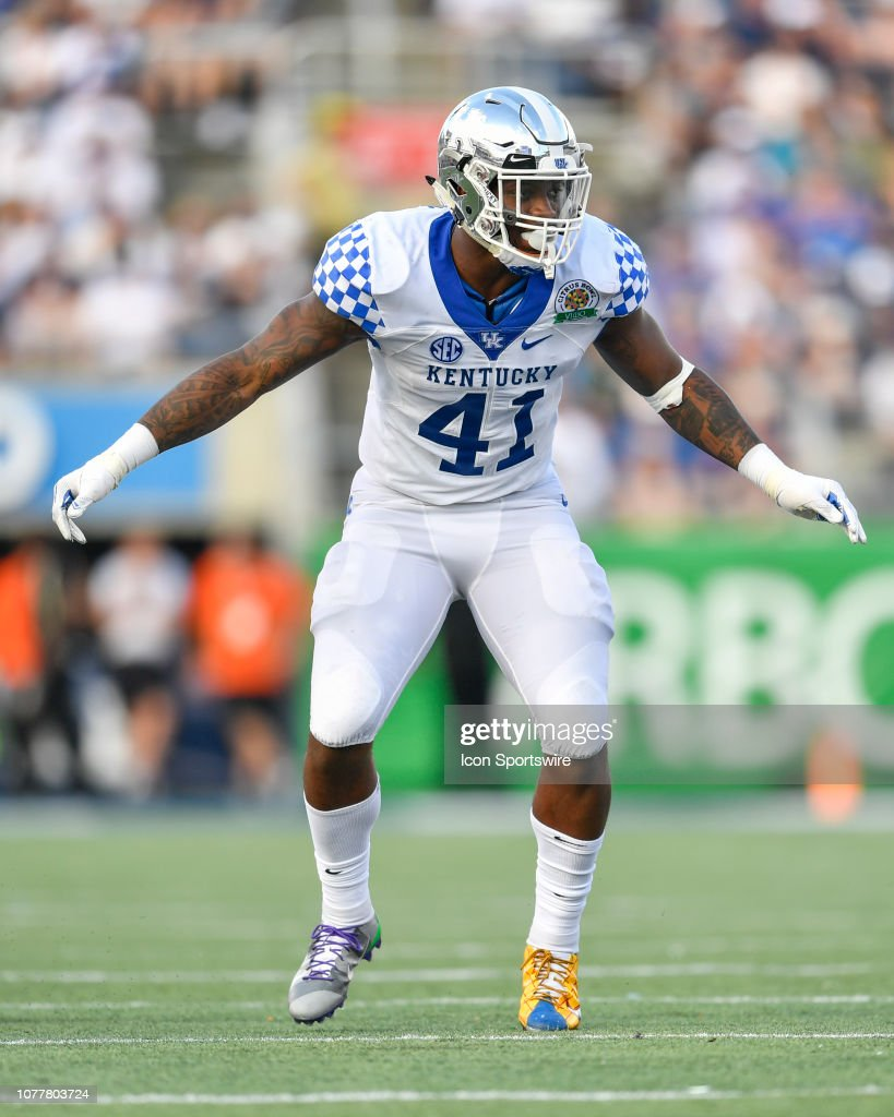 COLLEGE FOOTBALL: JAN 01 Citrus Bowl - Kentucky v Penn State : News Photo