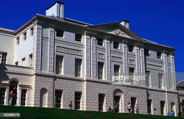 kenwood house, hampstead heath. - kenwood house stock photos and pictures