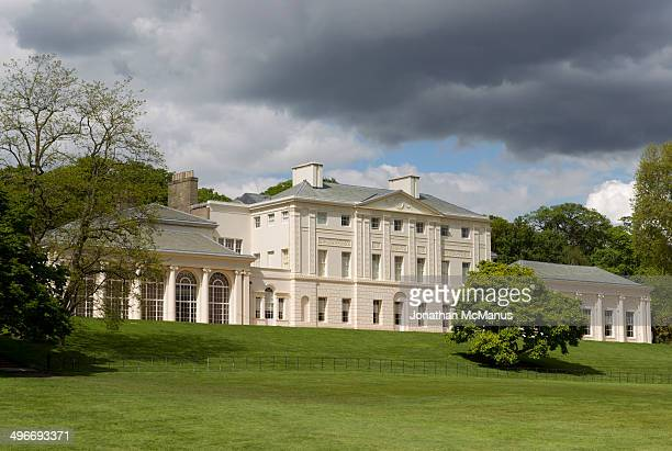 CONTENT] Kenwood House in its park The House was refurbished in 2013 and is owned by English Heritage