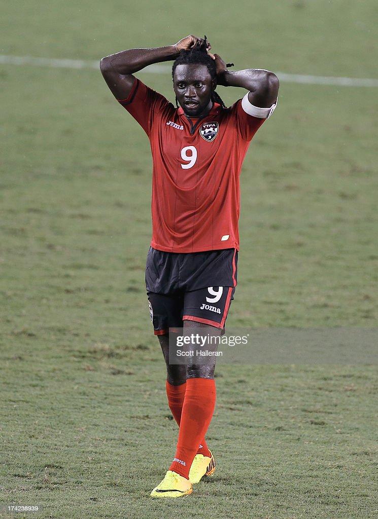 Honduras v Trinidad & Tobago - 2013 CONCACAF Gold Cup