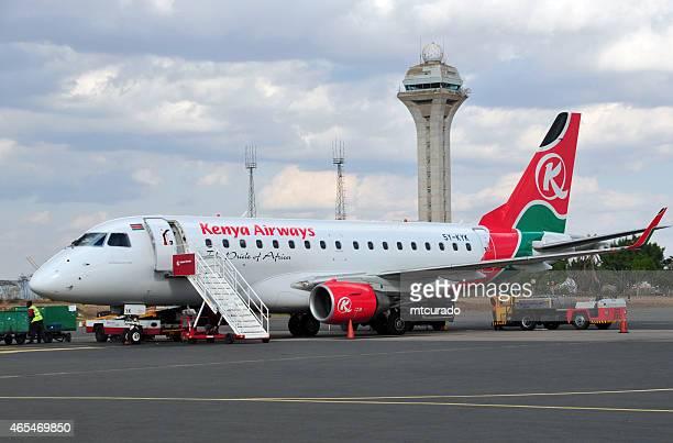 Kenya Airways aircraft