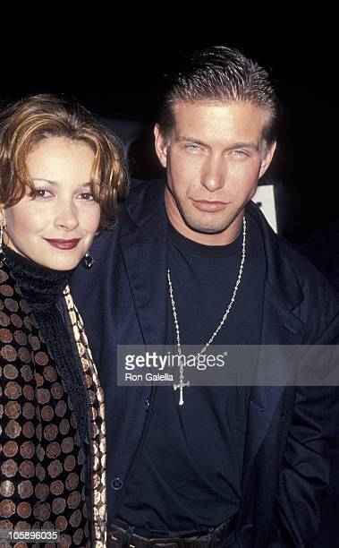 Kenya Baldwin and Stephen Baldwin during Dumb and Dumber Hollywood Premiere at Cinerama Dome Theater in Hollywood California United States