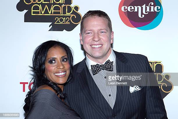 Kenya Duke Owen and Gary Owen arrives at the Soul Train Awards 2012 Arrivals at Planet Hollywood Casino Resort at on November 8 2012 in Las Vegas...
